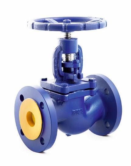Запорный клапан с сальниковым уплотнением DN15-DN600